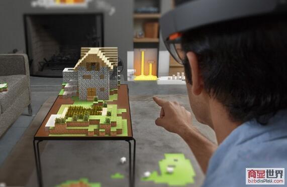 <b>AR未来会比VR更火 但高清屏成最大障碍</b>