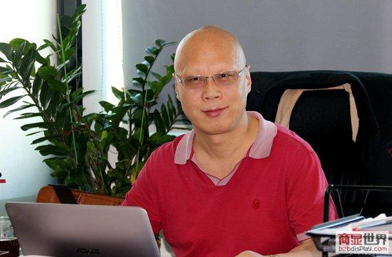 梁毅:中国商显逆势增长