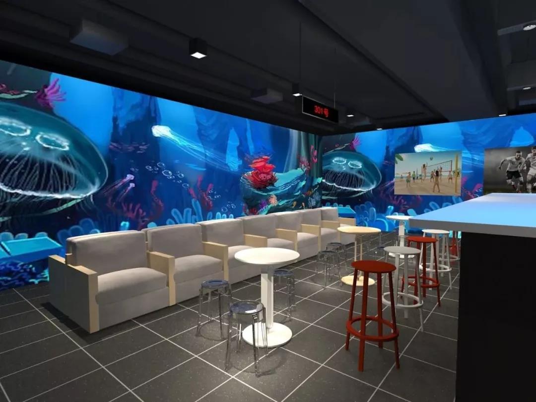 【商显案例】海底捞智慧餐厅 让智慧显