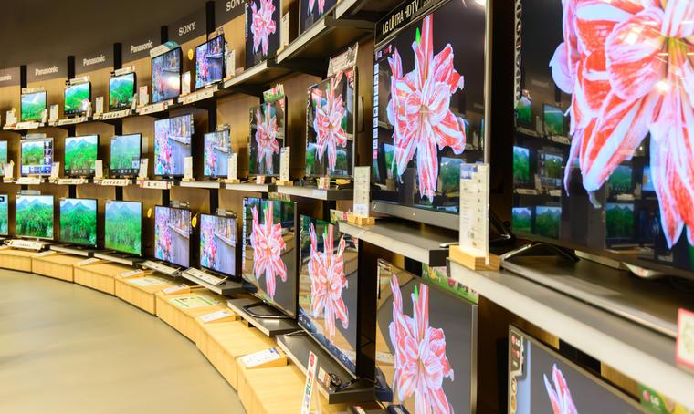 【商显关注】LCD显示屏面板价格下滑势头将终止