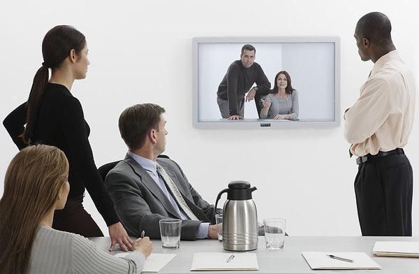 四川长虹电器运用数字会议系统布置会议室