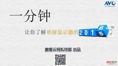 【干货】2015单屏市场年度报告:增幅低于预期,产品均