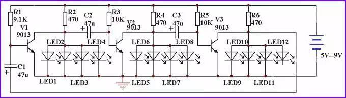 百科 | 三张图详解LED显示屏组装与连接
