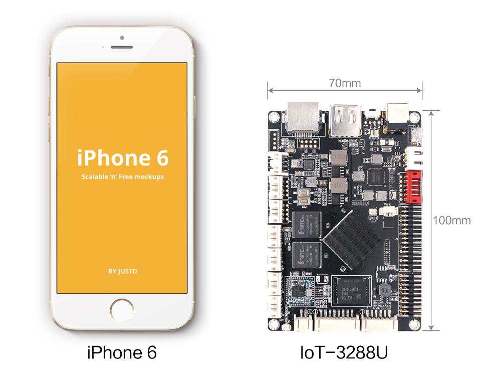 比手机更小!视美泰