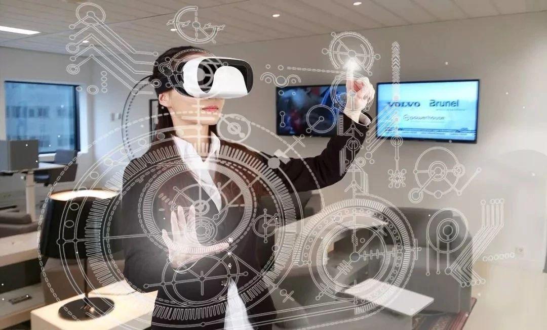 桥接现实与未来 聚智AR/VR