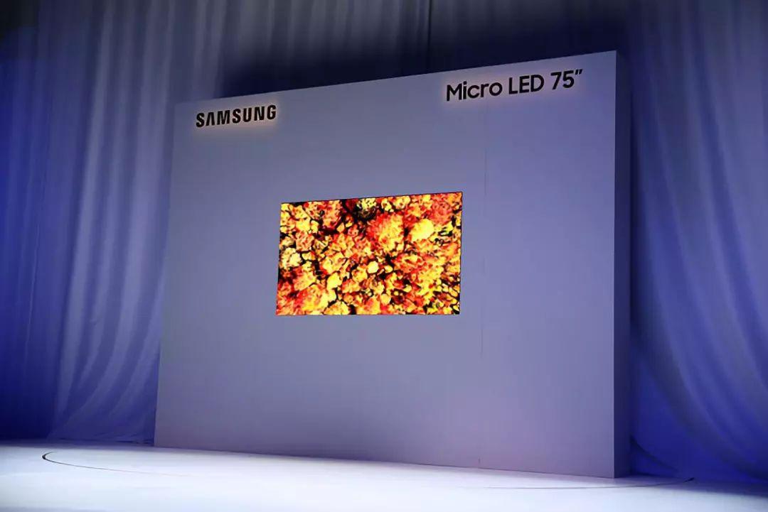 各大厂商在Micro LED方面最新进展如何?